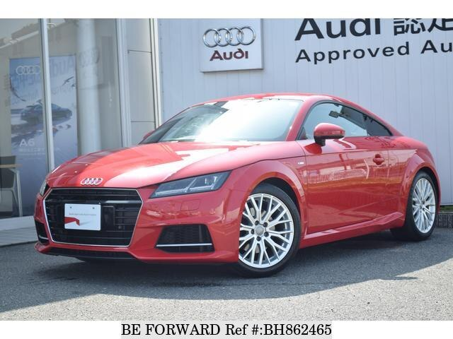Used 2016 AUDI TT BH862465 for Sale