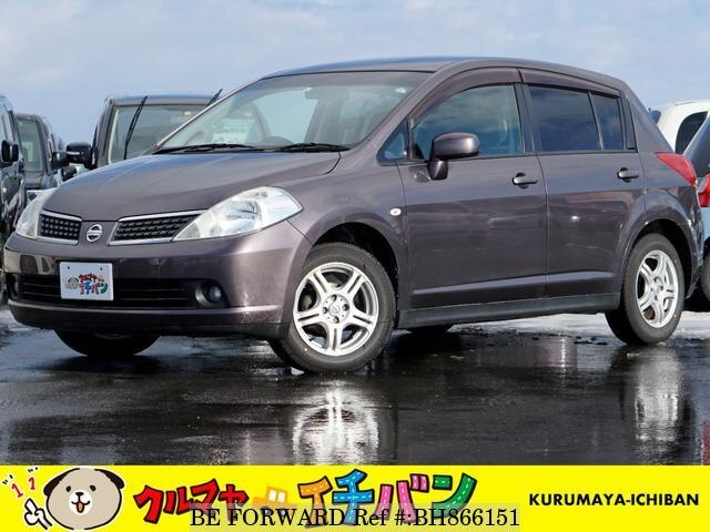 Used 2007 NISSAN TIIDA BH866151 for Sale