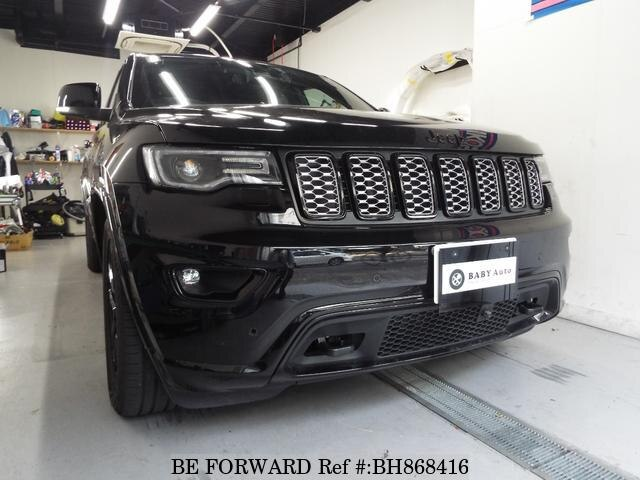 Used 2019 JEEP GRAND CHEROKEE BH868416 for Sale