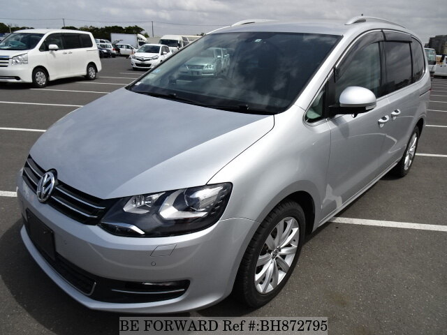 Used 2012 VOLKSWAGEN SHARAN BH872795 for Sale
