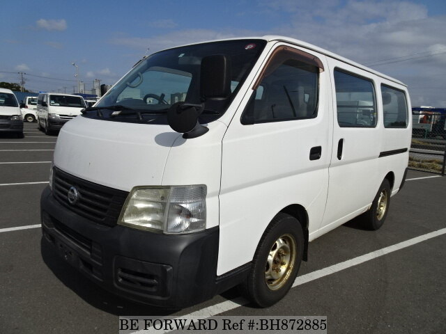 Used 2005 NISSAN CARAVAN VAN BH872885 for Sale