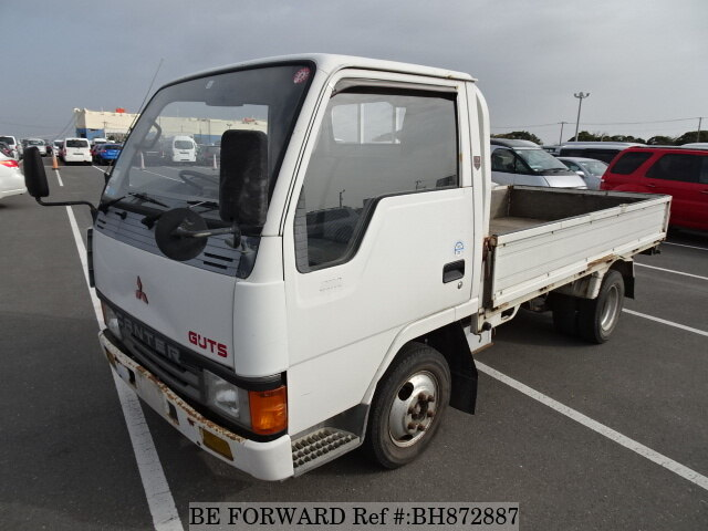 Used 1993 MITSUBISHI CANTER GUTS BH872887 for Sale