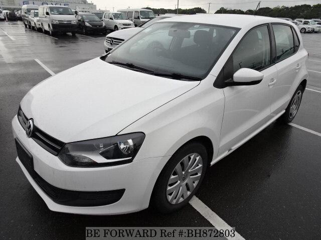 Used 2012 VOLKSWAGEN POLO BH872803 for Sale