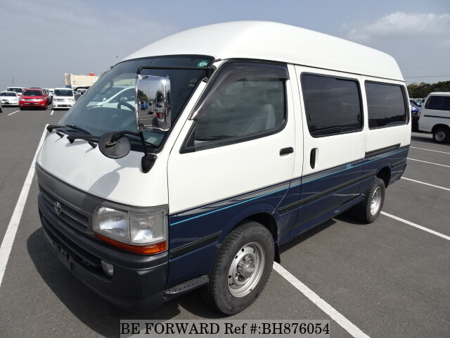Used 2003 TOYOTA HIACE VAN BH876054 for Sale