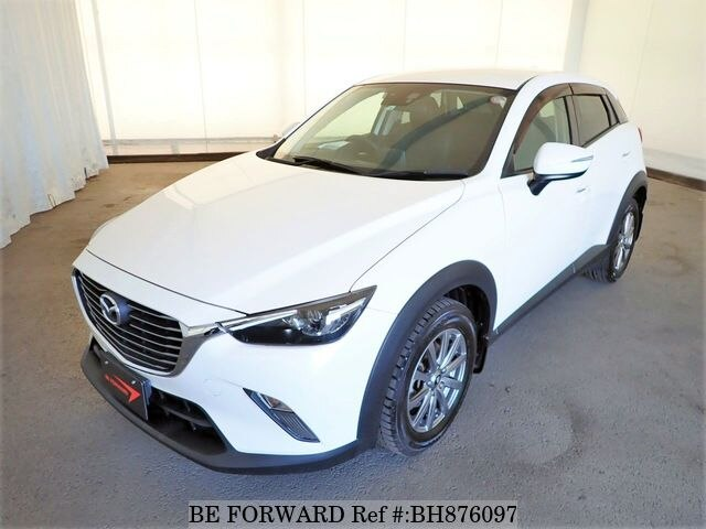 Used 2016 MAZDA CX-3 BH876097 for Sale