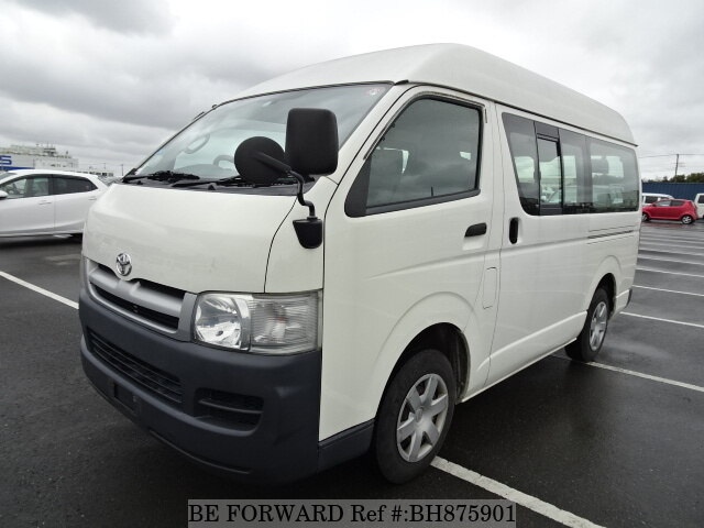 Used 2006 TOYOTA HIACE VAN BH875901 for Sale