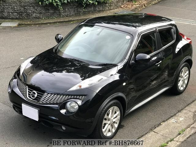 Used 2012 NISSAN JUKE BH876667 for Sale