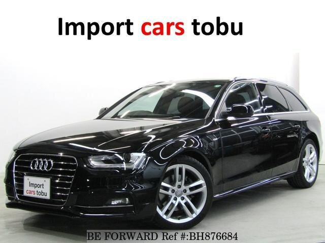 Used 2015 AUDI A4 BH876684 for Sale