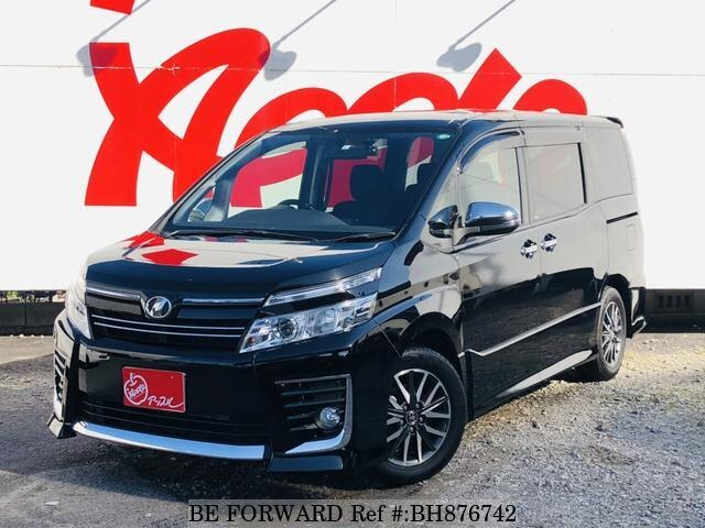 Used 2015 TOYOTA VOXY BH876742 for Sale