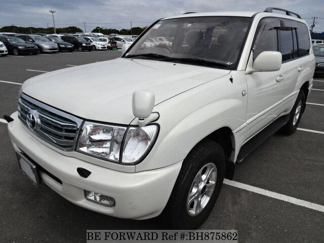 Used 1999 TOYOTA LAND CRUISER BH875862 for Sale
