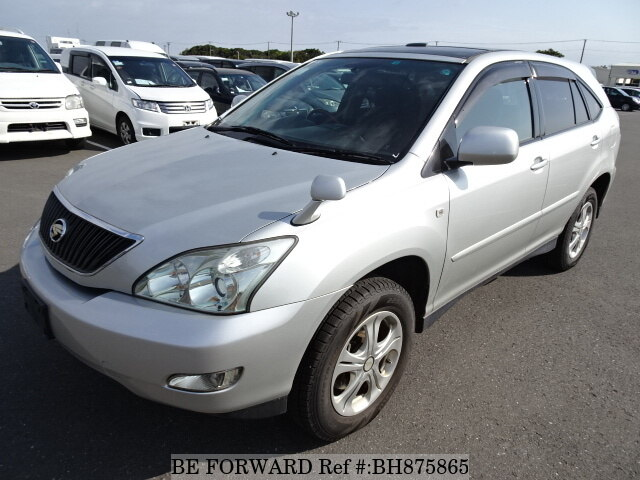 Used 2004 TOYOTA HARRIER BH875865 for Sale