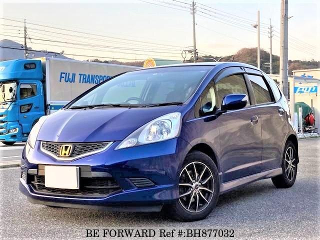 Used 2008 HONDA FIT BH877032 for Sale