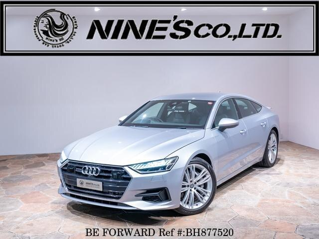 Used 2018 AUDI A7 BH877520 for Sale
