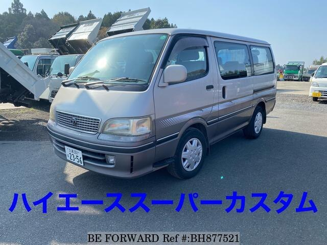 Used 1997 TOYOTA HIACE WAGON BH877521 for Sale