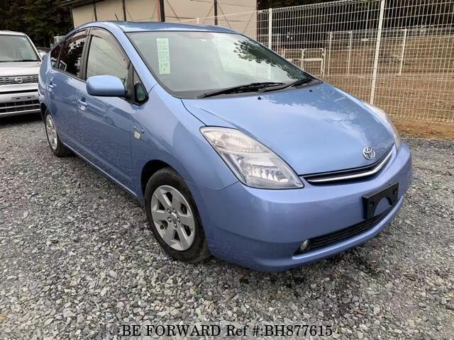 Used 2009 TOYOTA PRIUS BH877615 for Sale