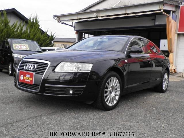 Used 2008 AUDI A6 BH877667 for Sale