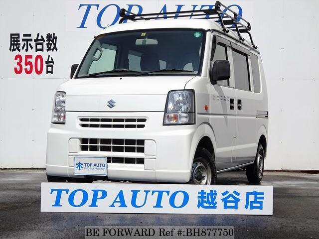 Used 2012 SUZUKI EVERY BH877750 for Sale