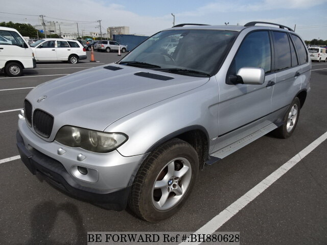 Used 2004 BMW X5 BH880628 for Sale