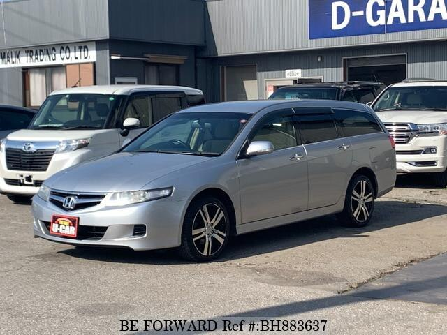 Used 2006 HONDA ACCORD WAGON BH883637 for Sale
