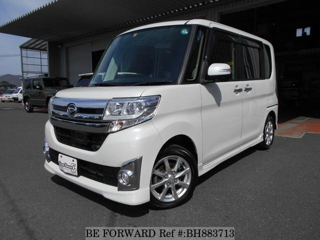 Used 2014 DAIHATSU TANTO BH883713 for Sale