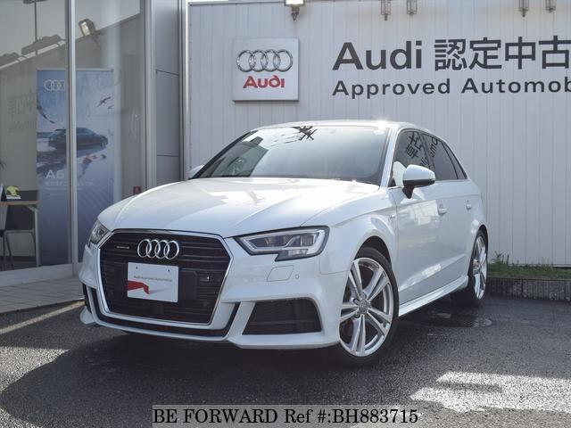 Used 2018 AUDI A3 BH883715 for Sale