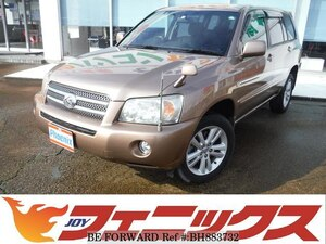 Used 2006 TOYOTA KLUGER HYBRID BH883732 for Sale
