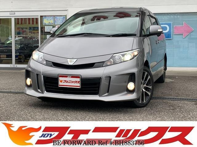 Used 2016 TOYOTA ESTIMA BH883756 for Sale