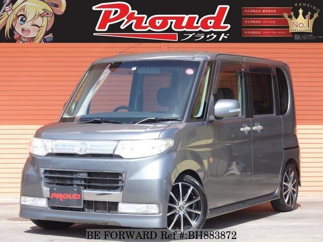 Used 2010 DAIHATSU TANTO BH883872 for Sale