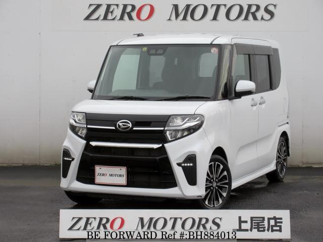 Used 2019 DAIHATSU TANTO BH884013 for Sale