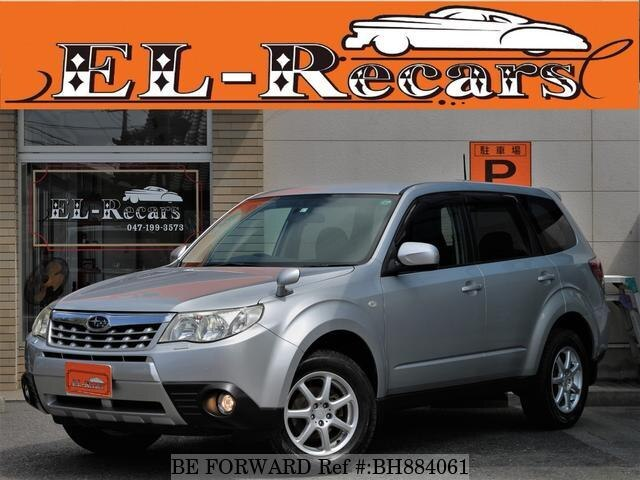 Used 2011 SUBARU FORESTER BH884061 for Sale