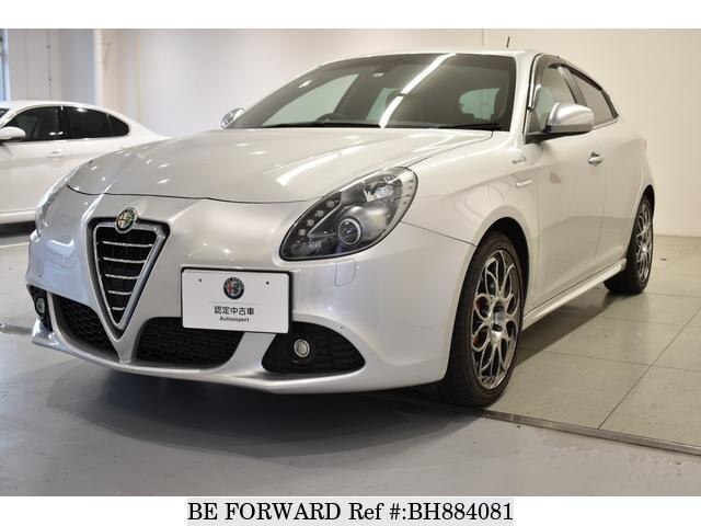 Used 2013 ALFA ROMEO GIULIETTA BH884081 for Sale