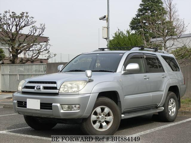 Used 2004 TOYOTA HILUX SURF BH884149 for Sale