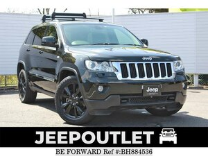 Used 2013 JEEP GRAND CHEROKEE BH884536 for Sale