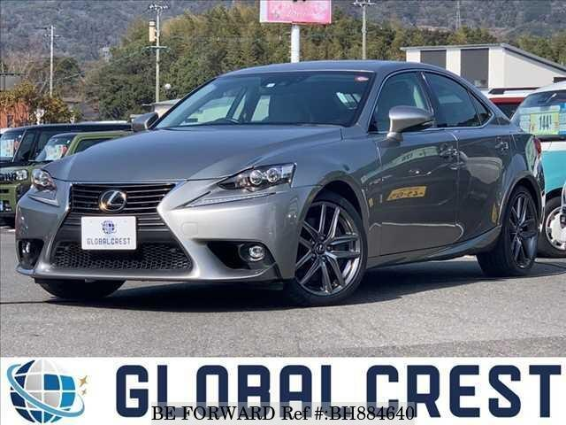 Used 2016 LEXUS IS BH884640 for Sale