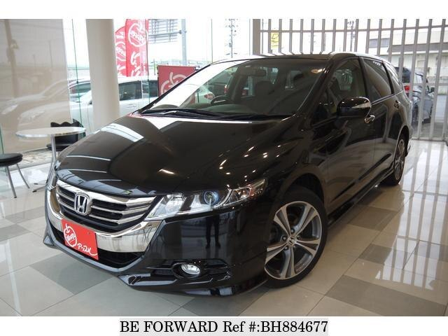 Used 2012 HONDA ODYSSEY BH884677 for Sale