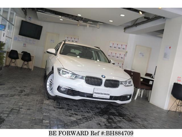 Used 2017 BMW 3 SERIES BH884709 for Sale