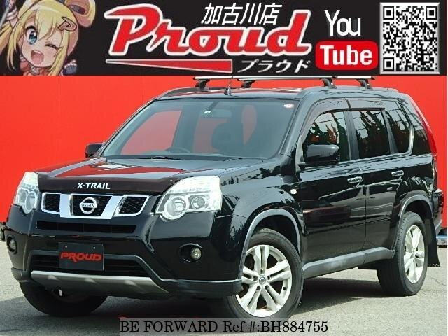 Used 2010 NISSAN X-TRAIL BH884755 for Sale