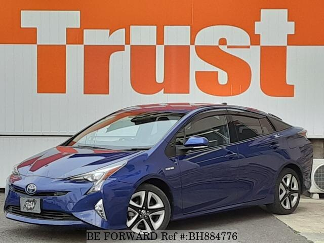 Used 2016 TOYOTA PRIUS BH884776 for Sale