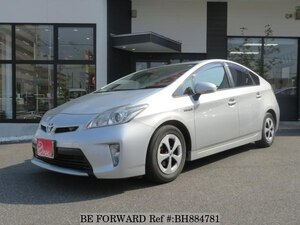 Used 2012 TOYOTA PRIUS BH884781 for Sale