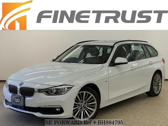 Used 2016 BMW 3 SERIES BH884795 for Sale