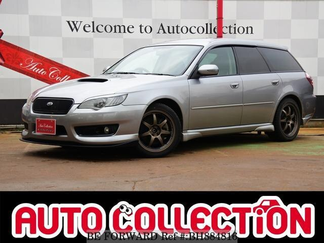 Used 2007 SUBARU LEGACY TOURING WAGON BH884816 for Sale