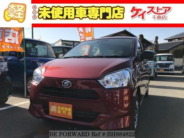 Used 2021 DAIHATSU MIRA ES BH884822 for Sale