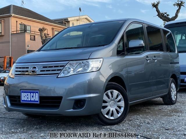 Used 2010 NISSAN SERENA BH884848 for Sale