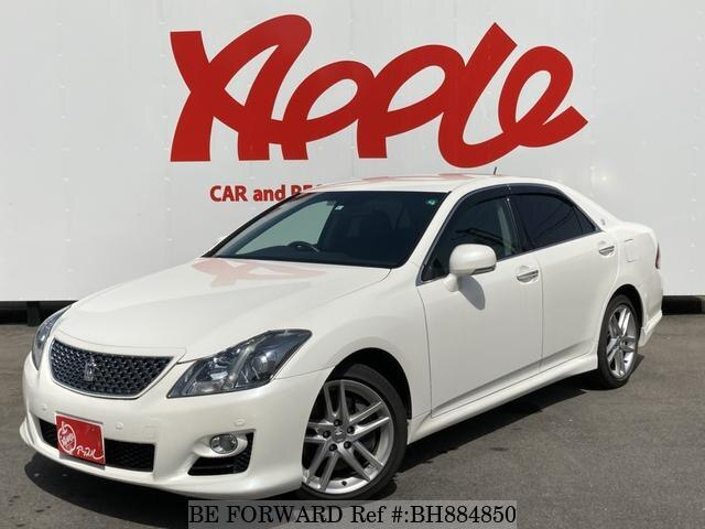 Used 2009 TOYOTA CROWN BH884850 for Sale