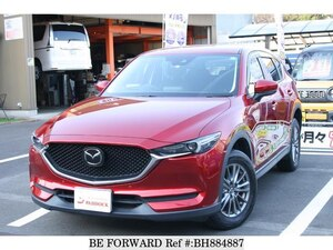 Used 2017 MAZDA CX-5 BH884887 for Sale