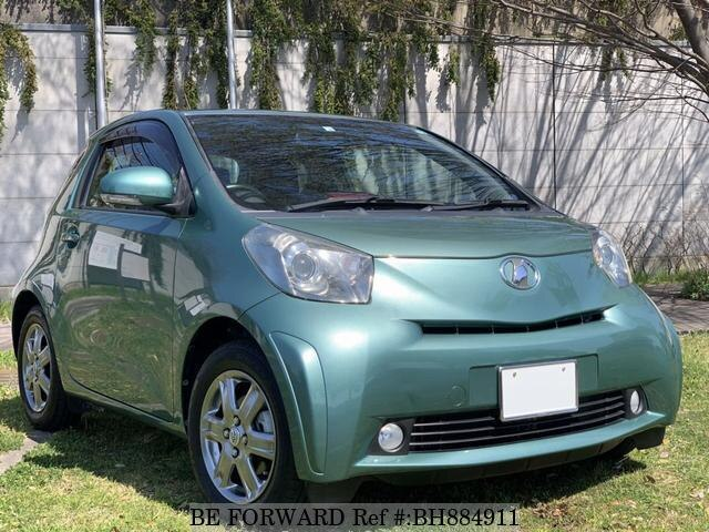 Used 2010 TOYOTA IQ BH884911 for Sale