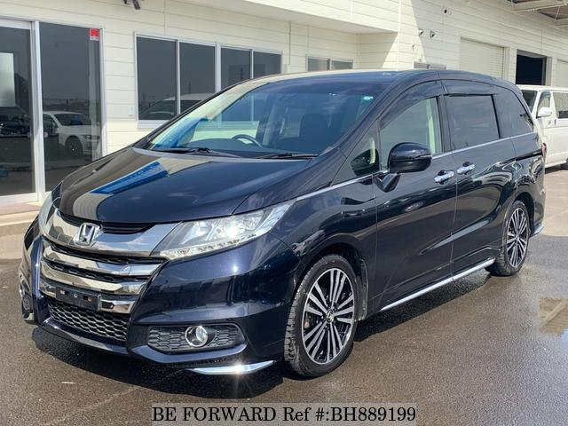 Used 2014 HONDA ODYSSEY BH889199 for Sale
