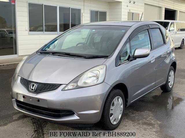 Used 2009 HONDA FIT BH889200 for Sale