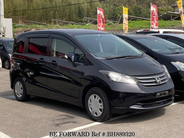 Used 2009 HONDA FREED BH889320 for Sale