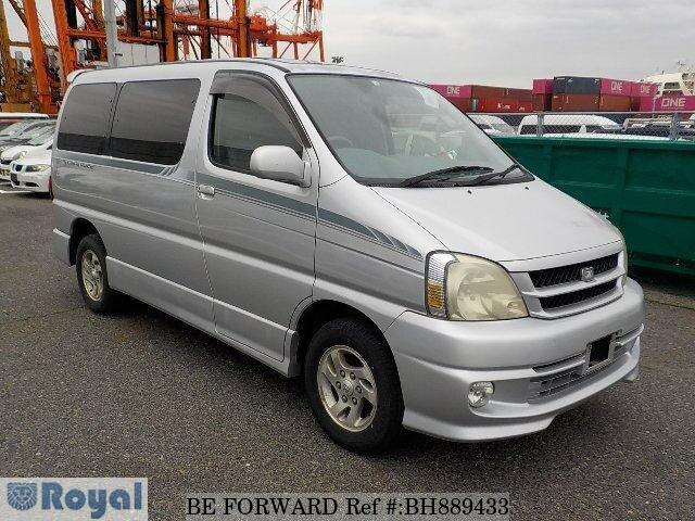 Used 2000 TOYOTA TOURING HIACE BH889433 for Sale